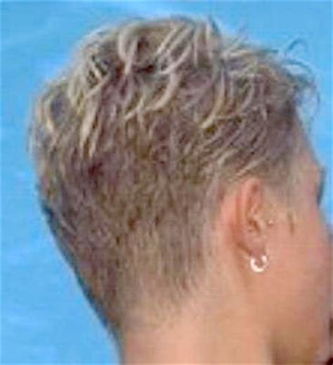 cropped hairstyles with wisps in the nape of the neck for women short female clippered haircuts haircuts models ideas
