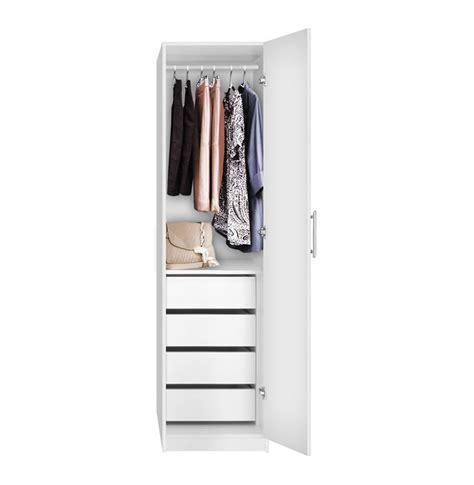 alta narrow wardrobe closet right door 3 interior alta super space saver narrow wardrobe right door 4