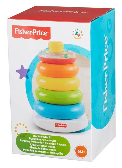 fisher price fisher price rock a stack