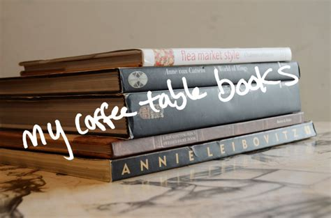 mr kate favorite coffee table books