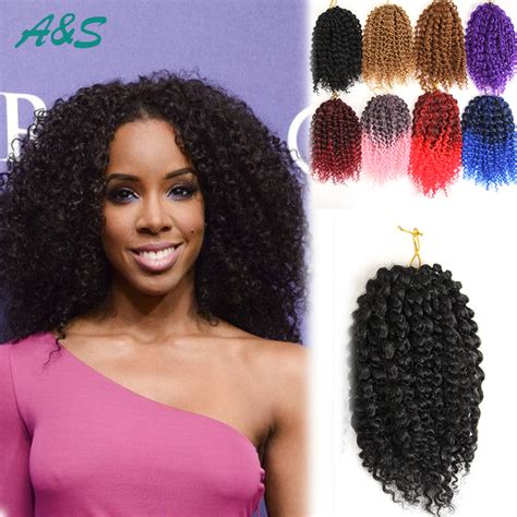 what type of curly crochet to buy so it will stay in your hair popular black curly crochet hair buy cheap black curly