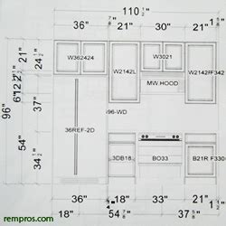 Standard Kitchen Cabinet Measurements by Kitchen Cabinets Standard Size Home Design And Decor Reviews