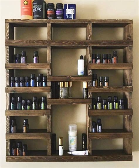 essential oil storage cabinet 25 best essential oils storage shelf cabinet images on