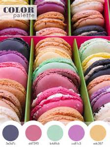 colored macaroons adalou the color palette macaroons 23