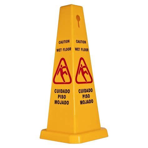 3m 18 in orange pvc non reflective traffic safety cone