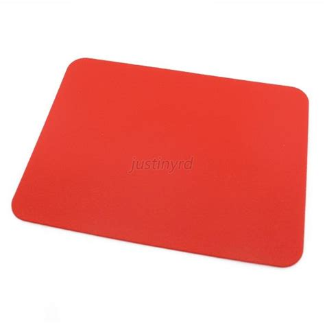 Laptop Mat For Desk Useful Slim Gel Silicone Anti Slip Desk Table Mouse Pad Mat Mats For Pc Laptop Ebay