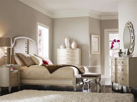 Schnadig Bedroom Furniture | schnadig carleton queen upholstered panel bed