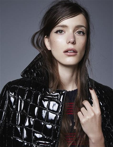 Eiger Agency   News   STACY MARTIN SHOT BY KAI Z FENG