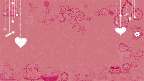 kawaii wallpaper pink wallpaper kawaii pink by cattyv3 on deviantart