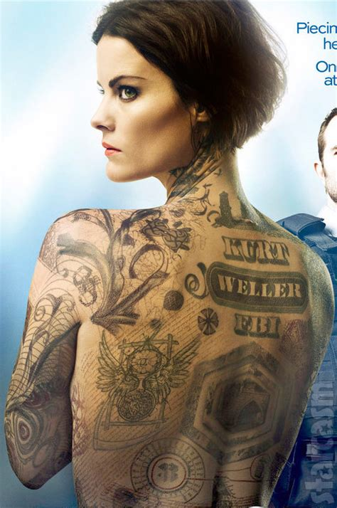 tattoo girl on blind spot blindspot jane doe tattoo photos clues and potential