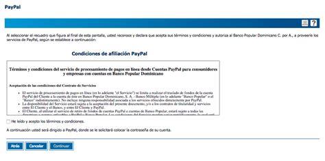 cuenta del banco popular como tener una cuenta de paypal con el popularenlinea