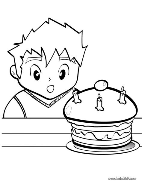 big cake coloring pages birthday cake coloring pages free large images