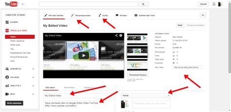 cara membuat video animasi foto cara membuat video dengan slide foto di youtube catatan