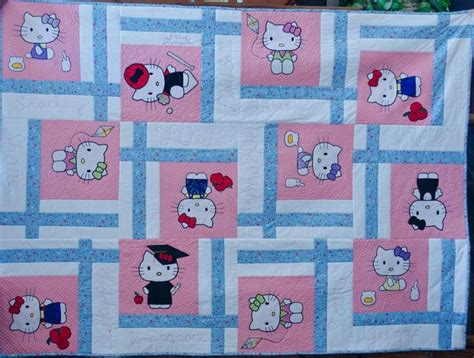 Hello Quilt Pattern 191 best images about quilts on puff quilt