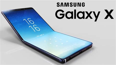 x samsung mobile samsung galaxy x on sait enfin comment sera l 233 cran