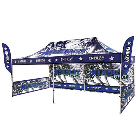 printable area in graphic package 20 ft casita canopy tent full color uv print graphic package