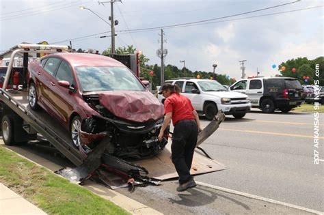 Toyota Central Ave Traffic Crash Central Ave At Orr Toyota Springs