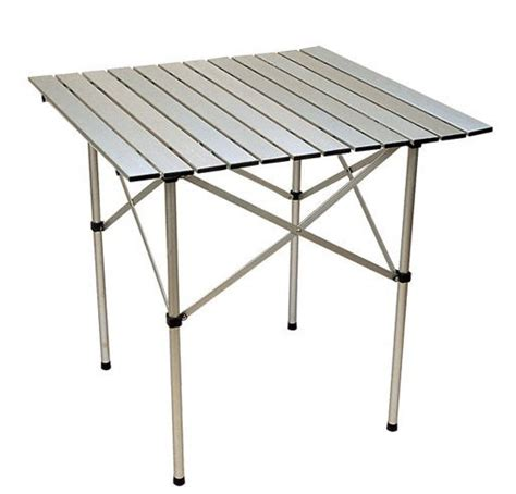 china folding table portable aluminum cing table