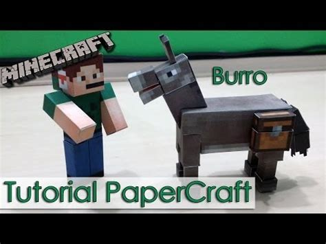 Papercraft Tutorial - minecraft vamos construir um enderdragon 2