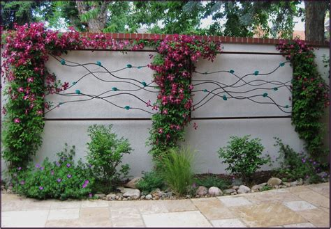 garden wall decoration ideas beautiful flower for garden wall ideas 2905