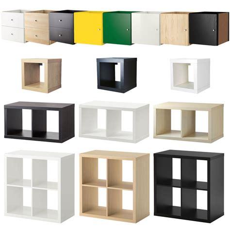 Ikea Regale ikea kallax regal wei 223 birke schwarzbraun 1 2 4 fach t 252 r