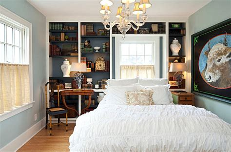 blue accent bedroom eye catching paint colors for the bedroom
