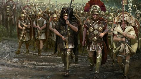 wallpaper laptop gaul total war rome ii 2560x1440 chainimage