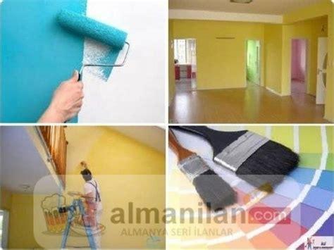 boya badana ev temizligi isleri yapilir almanilancom