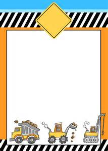 construction invitations on construction birthday invitations construction