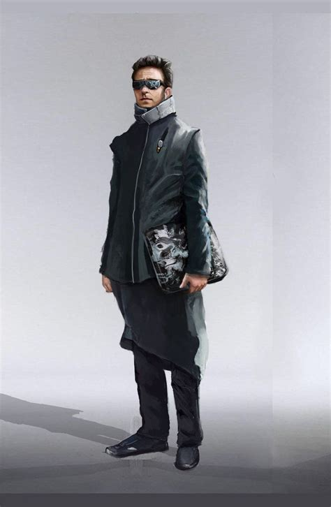 Hackers Fashion by 25 Best Ideas About Cyberpunk Character On