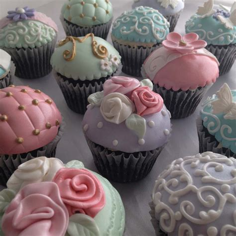 Decorative Cupcakes by Teatime Cupcakes Granada Ca A Sweet Design A Sweet