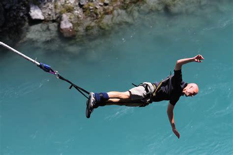 new jump jumping the world s bungee at kawarau bridge