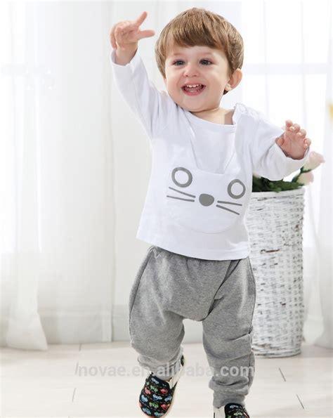 1 Set Pakaian Anak Laki Laki grosir bayi laki laki perempuan pakaian 0 1 tahun pakaian