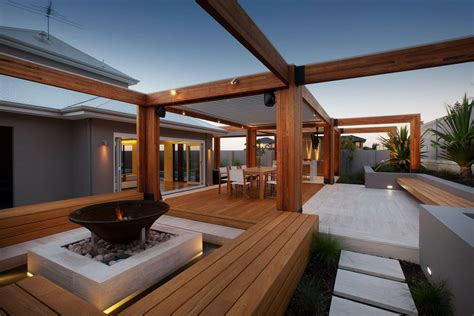 Timber Patio Designs Melbourne Landscaping Design Construction