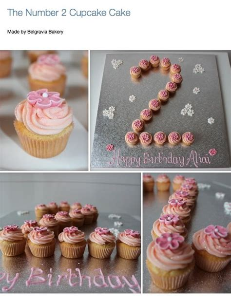 numbers cupcake cakes cakes images  pinterest birthdays cup cakes  cupcake cakes