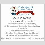 Church Announcement Template   969 x 806 jpeg 125kB