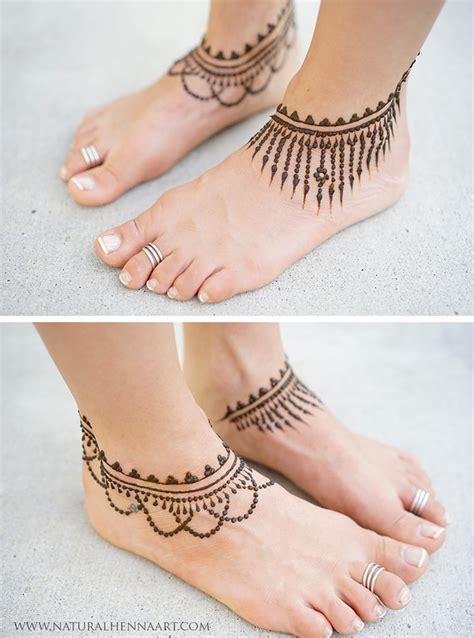 simple tattoo design for legs simple ankle henna henna inspiration feet legs