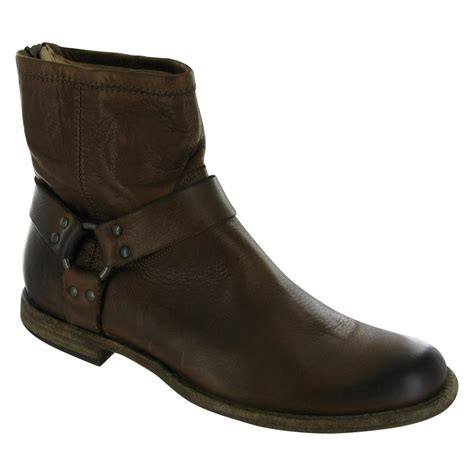 mens harness boots sale frye phillip harness mens boots
