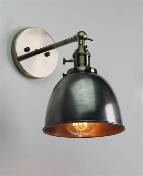 kitchen wall lighting buyee 174 modern vintage industrial metal shade loft coffee