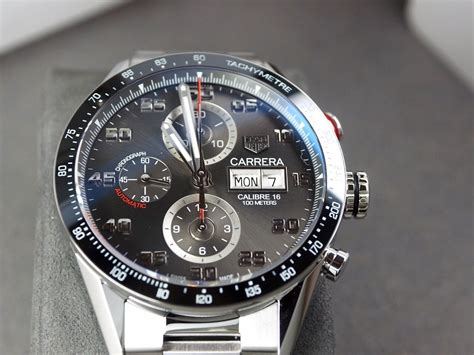 Tagheuer Cal 16 2017 tag heuer calibre 16 day date the home of