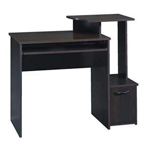 sauder beginnings computer desk sauder beginnings computer desk cinnamon cherry finish