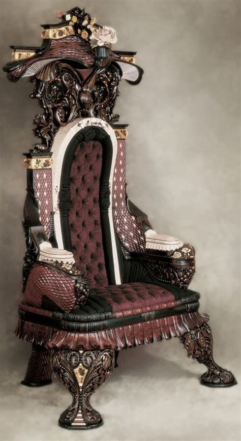 custom cing chairs made carved rosewood inlaid chair by gallivan s