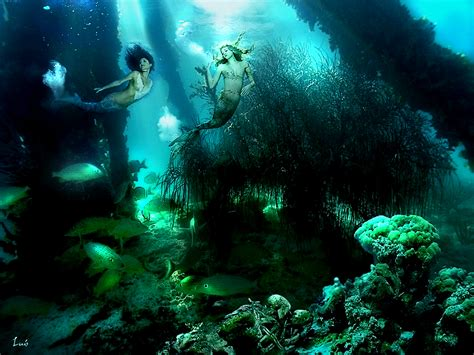 imagenes de sirenas muy bonitas supernatural world las sirenas