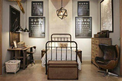 pinterest industrial bedroom teenage boy bedroom with industrial style looks messy but