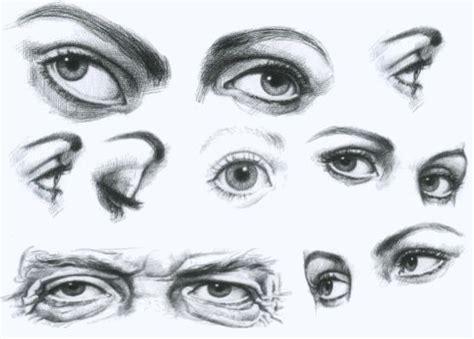 imagenes para dibujar rostros dibujo al natural dibujando los ojos