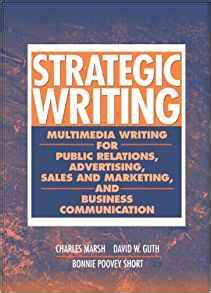 strategic writing multimedia writing for relations advertising and more books strategic writing multimedia writing for relations