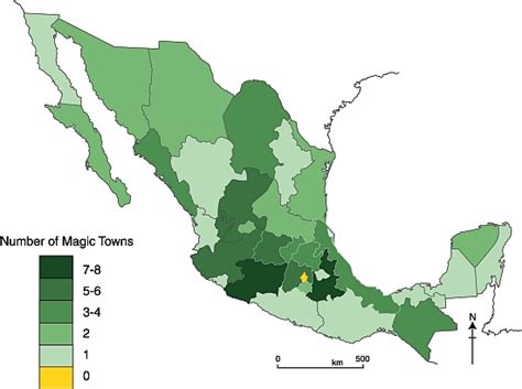 december 2009 geo mexico the geography of mexico mexico s magic town program loses its shine geo mexico