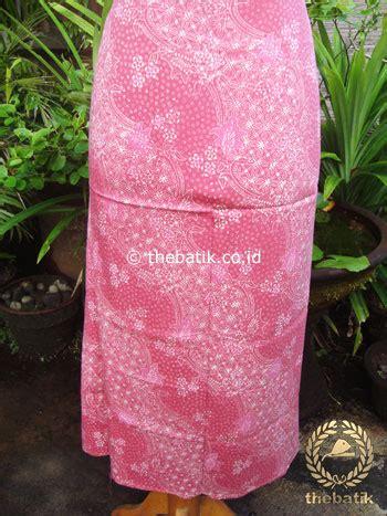 Dress Anak Katun Jepang Motif Pink Floral jual kain batik katun jepang motif lereng bunga pink