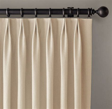 Wohnzimmer Landhausstil Modern 992 by Add Pleats To Your Pair Of Drapery Panels Choose