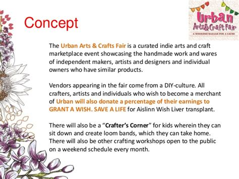 Exhibition And Bazaar Bid Template Word Arts Craft Fair Sle